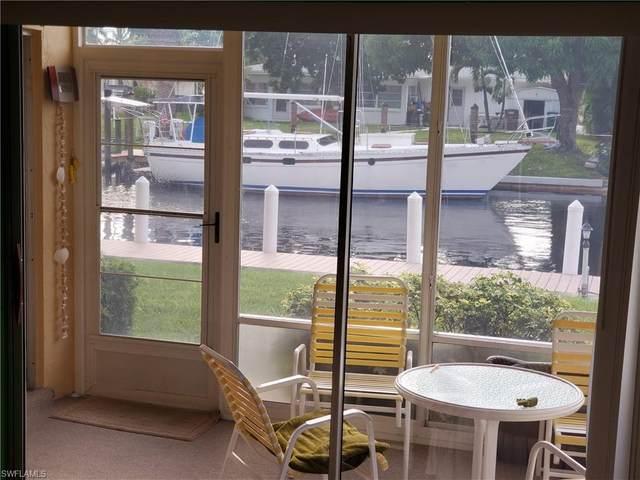 4924 Tudor Drive #104, Cape Coral, FL 33904 (MLS #220064129) :: Eric Grainger   Engel & Volkers