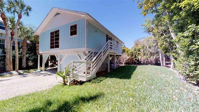 9195 Dimmick Drive, Sanibel, FL 33957 (#220064178) :: The Dellatorè Real Estate Group