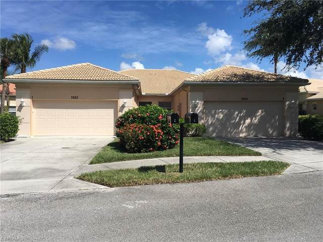 7922 Haven Drive 4-1, Naples, FL 34104 (#220064211) :: The Dellatorè Real Estate Group