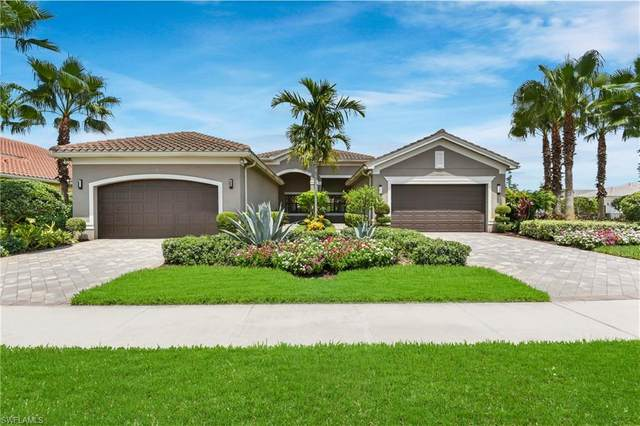 12117 Lakewood Preserve Place, Fort Myers, FL 33913 (MLS #220064321) :: Eric Grainger | Engel & Volkers