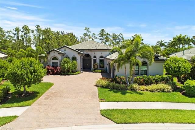 23072 Sanabria Loop, Bonita Springs, FL 34135 (#220064343) :: The Dellatorè Real Estate Group