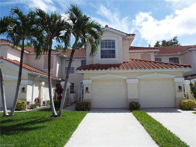 11270 Jacana Court #2108, Fort Myers, FL 33908 (MLS #220064483) :: Domain Realty