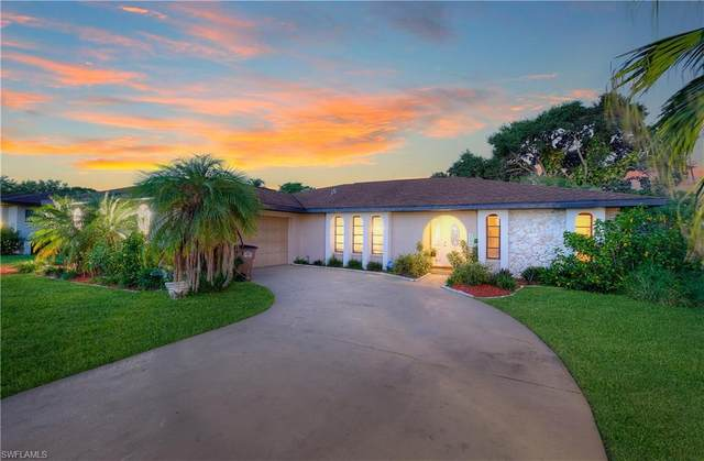3806 SE 4th Avenue, Cape Coral, FL 33904 (#220064713) :: The Dellatorè Real Estate Group