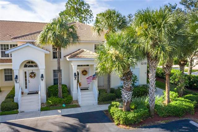 10110 Colonial Country Club Boulevard #102, Fort Myers, FL 33913 (#220064726) :: The Michelle Thomas Team