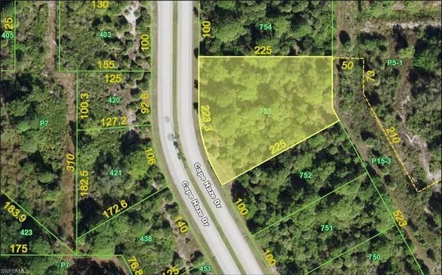 3829 Cape Haze Drive, Rotonda West, FL 33947 (#220064745) :: The Dellatorè Real Estate Group