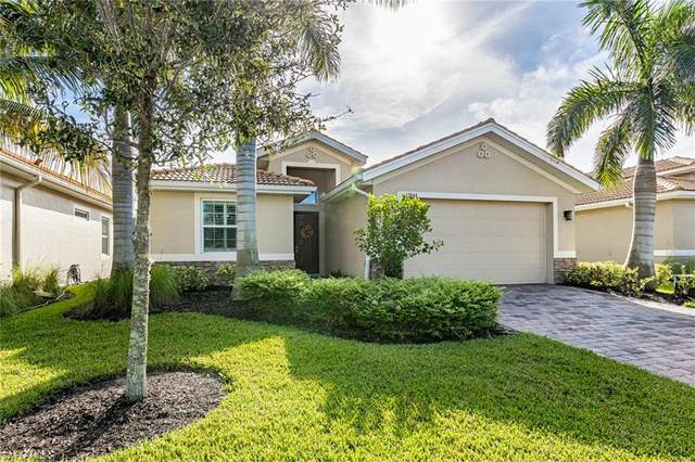 13044 Blue Jasmine Drive, North Fort Myers, FL 33903 (MLS #220064897) :: The Naples Beach And Homes Team/MVP Realty
