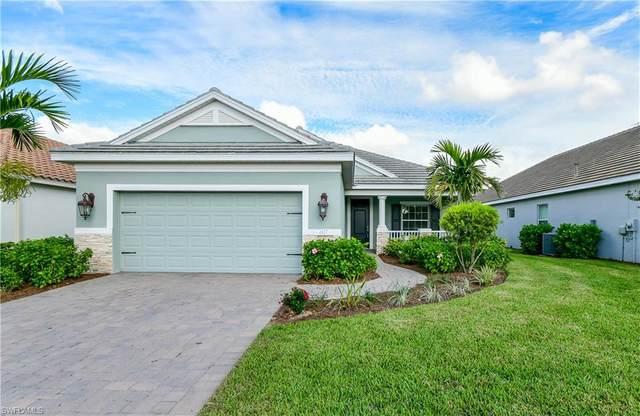 4637 Mystic Blue Way, Fort Myers, FL 33966 (MLS #220065075) :: Eric Grainger | Engel & Volkers