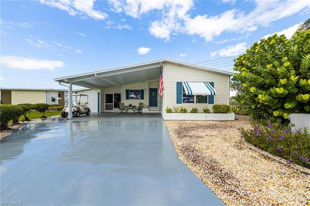 11 Middleton Court, North Fort Myers, FL 33903 (MLS #220065422) :: Kris Asquith's Diamond Coastal Group