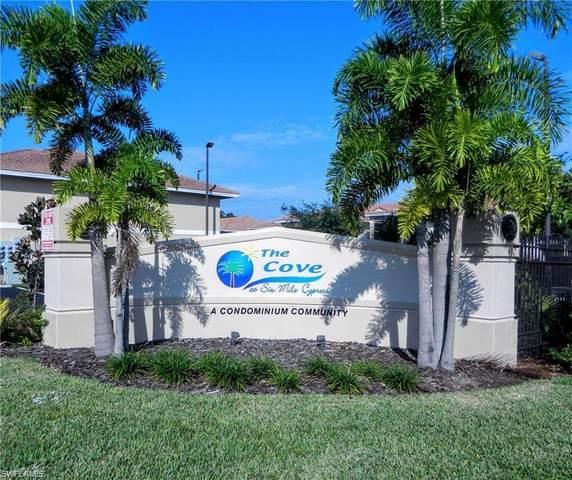 8461 Bernwood Cove Loop #308, Fort Myers, FL 33966 (MLS #220065462) :: Florida Homestar Team