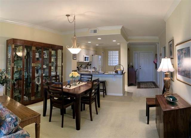16411 Millstone Circle #105, Fort Myers, FL 33908 (#220065626) :: The Dellatorè Real Estate Group