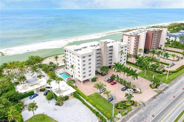 7700 Estero Boulevard #603, Fort Myers Beach, FL 33931 (MLS #220065737) :: Kris Asquith's Diamond Coastal Group