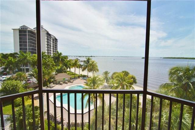 17080 Harbour Pointe Drive #411, Fort Myers, FL 33908 (MLS #220065867) :: Kris Asquith's Diamond Coastal Group