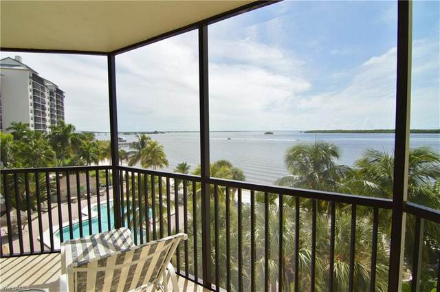 17080 Harbour Pointe Drive #611, Fort Myers, FL 33908 (MLS #220065872) :: Kris Asquith's Diamond Coastal Group