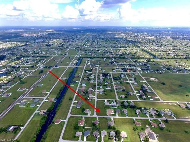 1413 NE 2nd Place, Cape Coral, FL 33909 (#220066194) :: The Dellatorè Real Estate Group