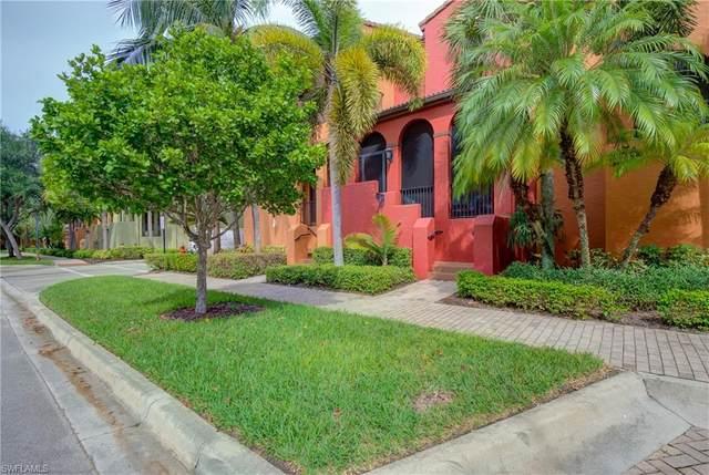 8209 Bibiana Way #402, Fort Myers, FL 33912 (MLS #220066252) :: Kris Asquith's Diamond Coastal Group