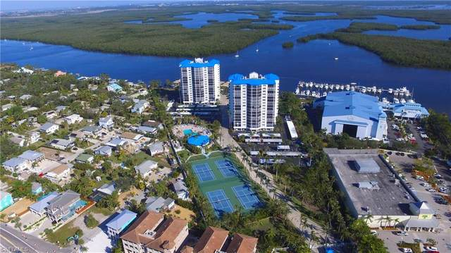 4745 Estero Boulevard #205, Fort Myers Beach, FL 33931 (#220066392) :: The Dellatorè Real Estate Group