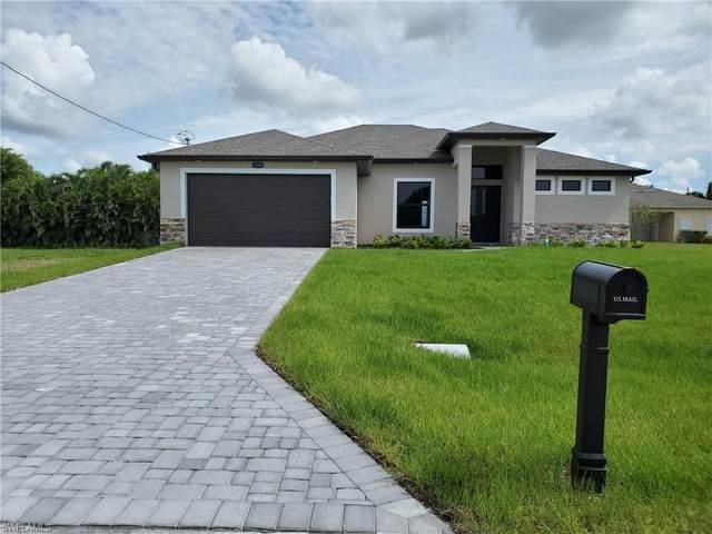 1209 NW 37th Avenue, Cape Coral, FL 33993 (MLS #220066501) :: #1 Real Estate Services