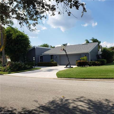 5740 Grillet Place, Fort Myers, FL 33919 (MLS #220066547) :: Kris Asquith's Diamond Coastal Group