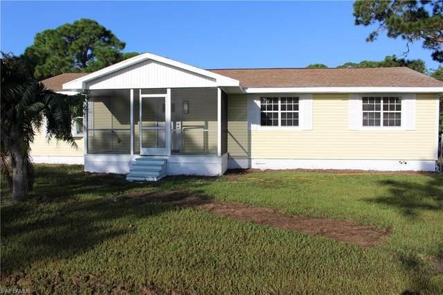 12361 Escuela Drive, Punta Gorda, FL 33955 (MLS #220066565) :: #1 Real Estate Services