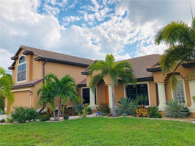 3814 NW 5th Terrace, Cape Coral, FL 33993 (MLS #220066566) :: #1 Real Estate Services