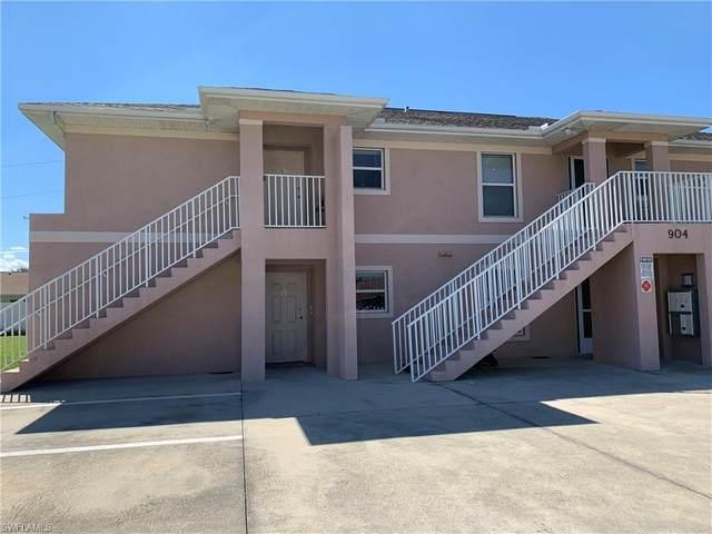 904 SE 13th Street #101, Cape Coral, FL 33990 (MLS #220066573) :: Eric Grainger | Engel & Volkers