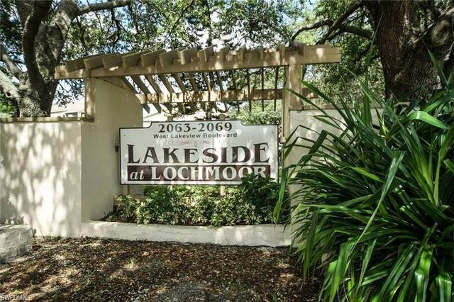 2069 W Lakeview Boulevard #3, North Fort Myers, FL 33903 (MLS #220066605) :: Florida Homestar Team