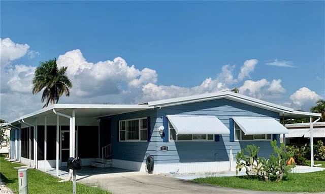 5211 Forest Park Drive, North Fort Myers, FL 33917 (#220066607) :: The Michelle Thomas Team
