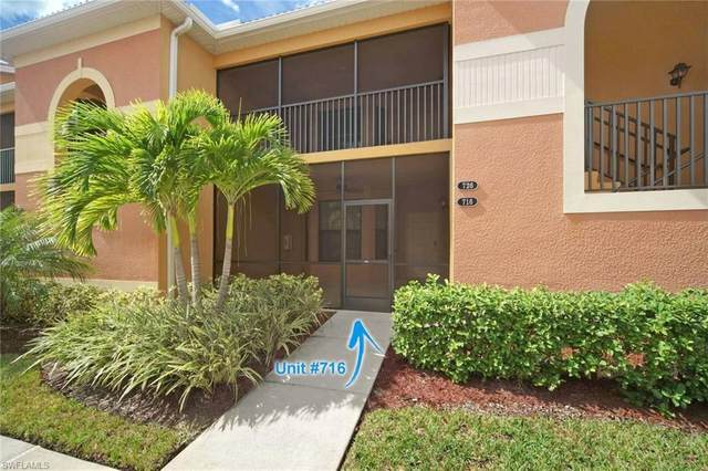 13730 Julias Way #716, Fort Myers, FL 33919 (MLS #220066641) :: Kris Asquith's Diamond Coastal Group
