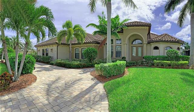 1702 SE 39th Street, Cape Coral, FL 33904 (#220066643) :: The Dellatorè Real Estate Group