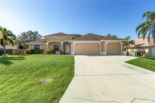 306 NE 13th Terrace, Cape Coral, FL 33909 (MLS #220066646) :: Palm Paradise Real Estate