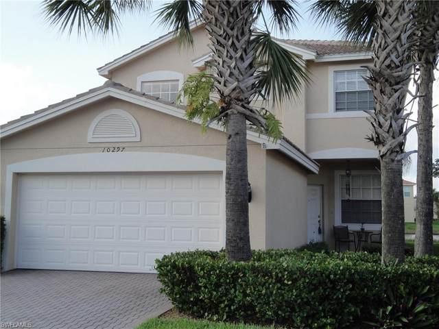 10297 Crepe Jasmine Lane, Fort Myers, FL 33913 (MLS #220066682) :: Domain Realty