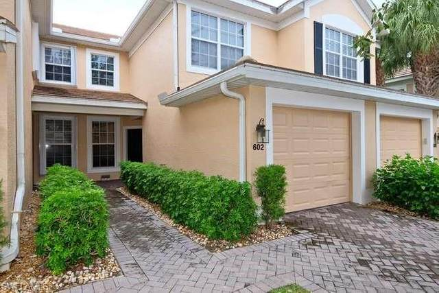 2627 Somerville Loop #602, Cape Coral, FL 33991 (MLS #220066684) :: The Naples Beach And Homes Team/MVP Realty