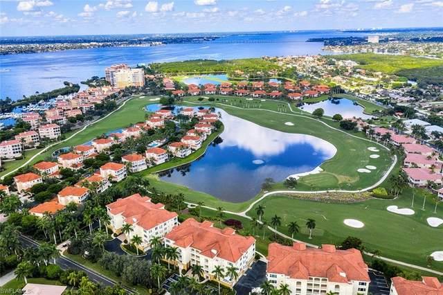 11120 Harbour Yacht Court 23D, Fort Myers, FL 33908 (MLS #220066694) :: Florida Homestar Team