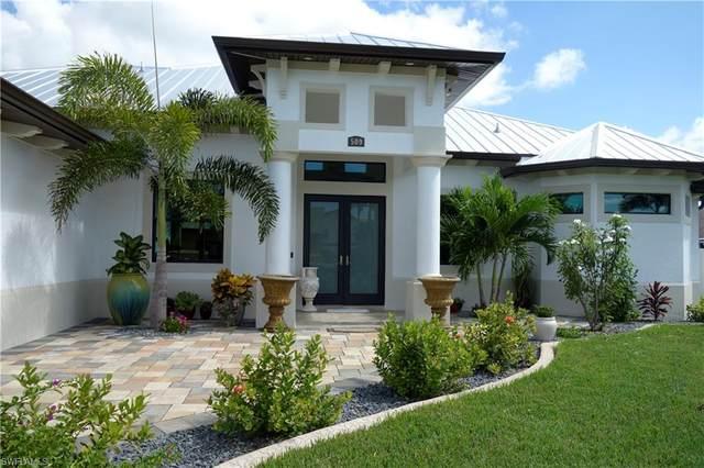 509 NE 16th Place, Cape Coral, FL 33909 (#220066739) :: The Dellatorè Real Estate Group
