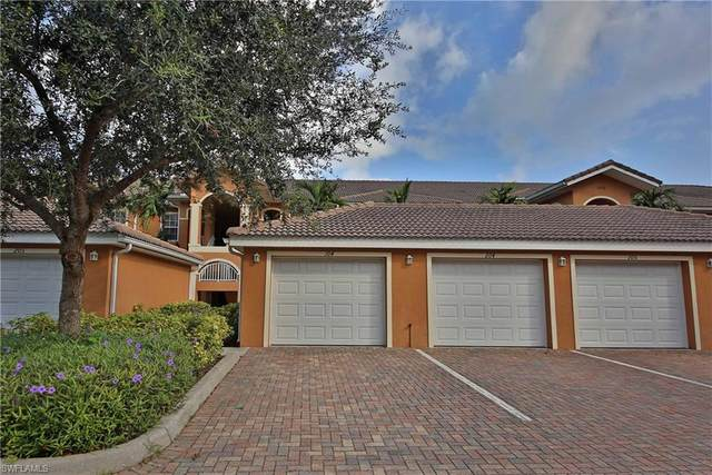 1076 Winding Pines Circle #201, Cape Coral, FL 33909 (MLS #220066854) :: Kris Asquith's Diamond Coastal Group