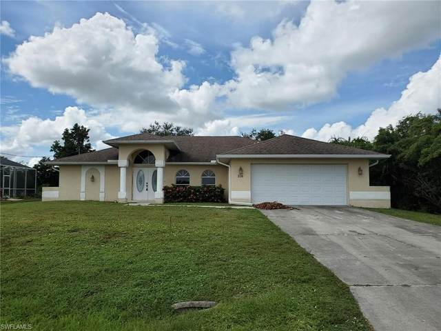 514 Caywood Avenue S, Lehigh Acres, FL 33974 (MLS #220066899) :: Kris Asquith's Diamond Coastal Group
