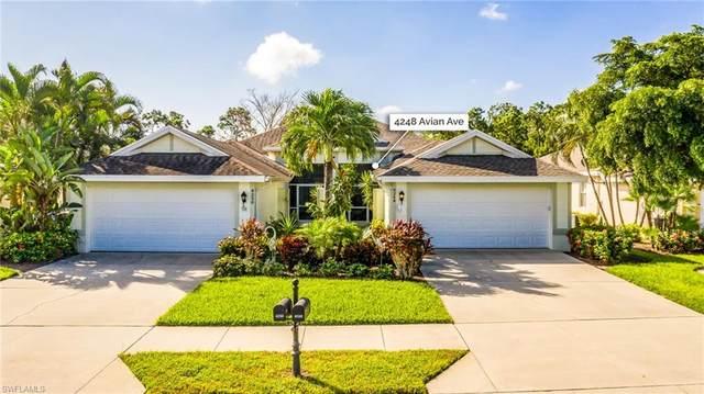 4248 Avian Avenue, Fort Myers, FL 33916 (#220066906) :: The Dellatorè Real Estate Group