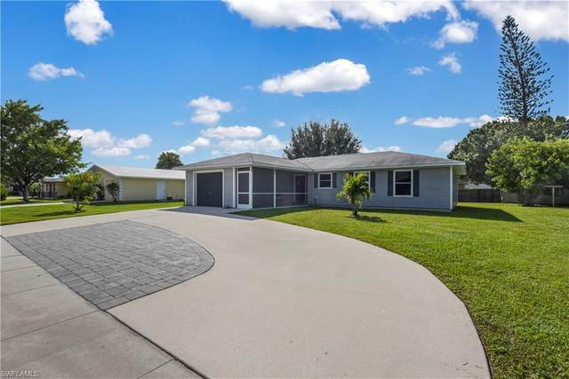 612 Santa Barbara Boulevard, Cape Coral, FL 33991 (MLS #220066966) :: The Naples Beach And Homes Team/MVP Realty