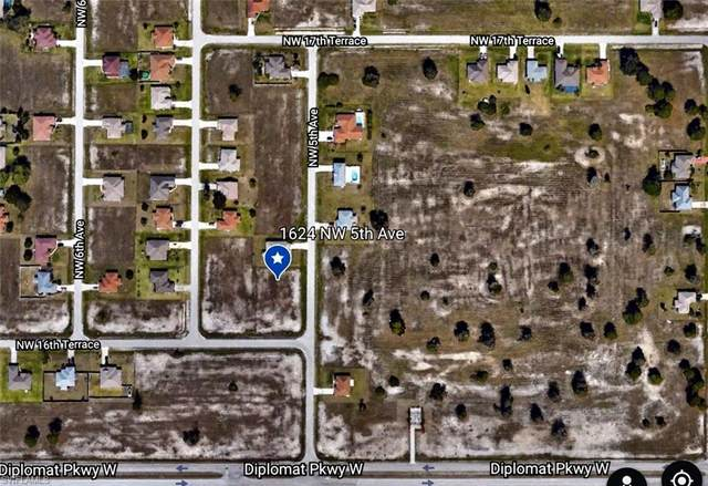 1624 NW 5th Avenue, Cape Coral, FL 33993 (#220067012) :: The Dellatorè Real Estate Group