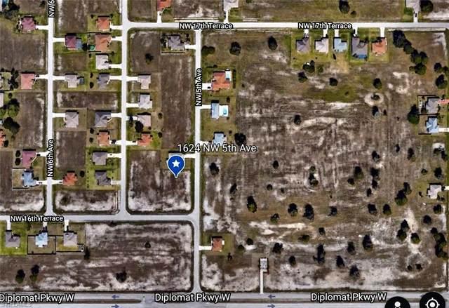1624 NW 5th Avenue, Cape Coral, FL 33993 (MLS #220067012) :: #1 Real Estate Services