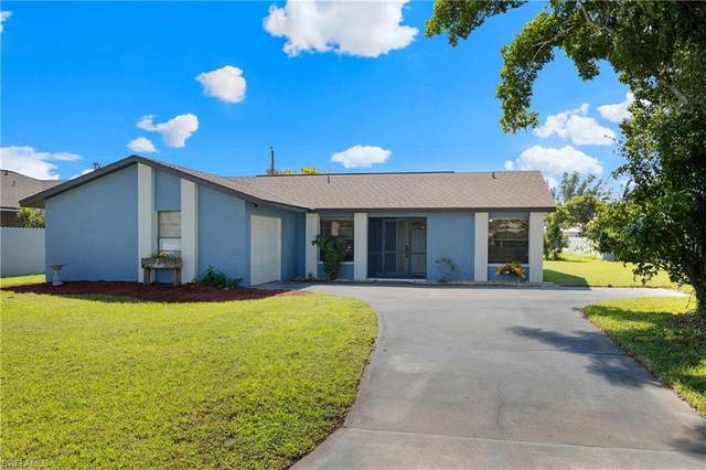 220 SE 27th Terrace, Cape Coral, FL 33904 (#220067054) :: The Dellatorè Real Estate Group