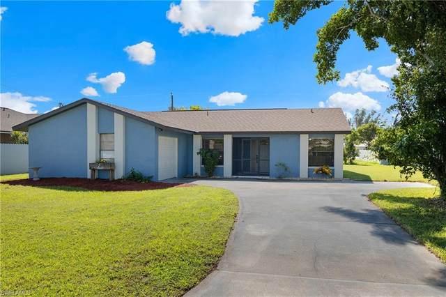 220 SE 27th Terrace, Cape Coral, FL 33904 (MLS #220067054) :: #1 Real Estate Services