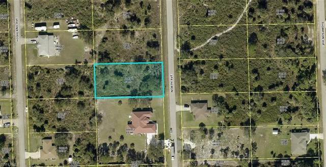 813 North Avenue, Lehigh Acres, FL 33972 (MLS #220067062) :: Medway Realty