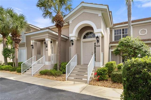 10129 Colonial Country Club Boulevard #1508, Fort Myers, FL 33913 (#220067073) :: The Dellatorè Real Estate Group