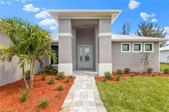 3812 Kismet Lakes Lane, Cape Coral, FL 33993 (MLS #220067095) :: #1 Real Estate Services