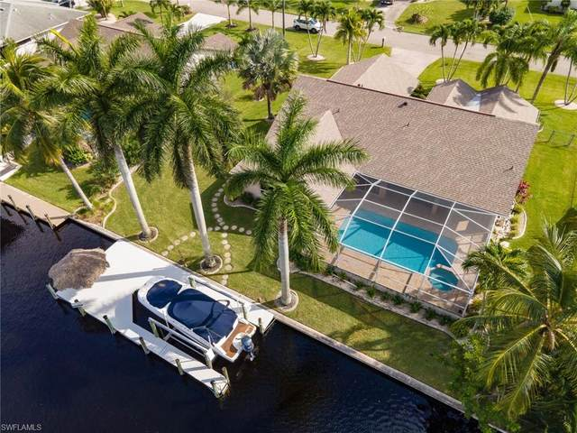 1125 SW 54th Lane, Cape Coral, FL 33914 (#220067137) :: The Dellatorè Real Estate Group