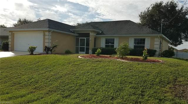 2124 NE 15th Terrace, Cape Coral, FL 33909 (MLS #220067244) :: Medway Realty