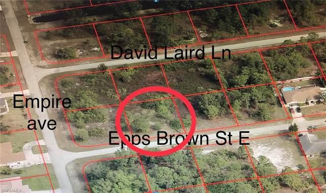 705 Epps Brown Street E, Lehigh Acres, FL 33974 (MLS #220067274) :: Kris Asquith's Diamond Coastal Group