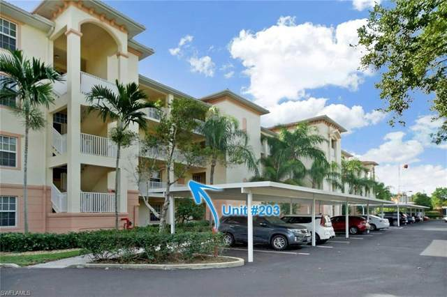 4017 Palm Tree Boulevard #203, Cape Coral, FL 33904 (MLS #220067313) :: The Naples Beach And Homes Team/MVP Realty
