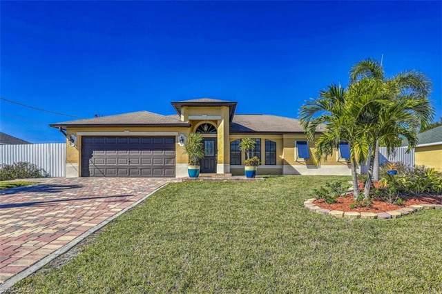 1205 SW 11th Terrace, Cape Coral, FL 33991 (MLS #220067316) :: Team Swanbeck